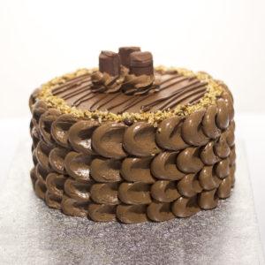 Kinder Nutella Cake