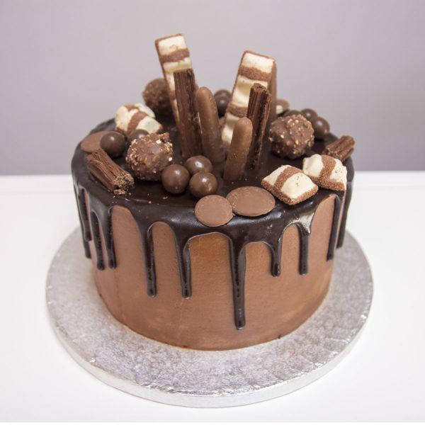 CHOCOLATE OVERLOAD DRIP