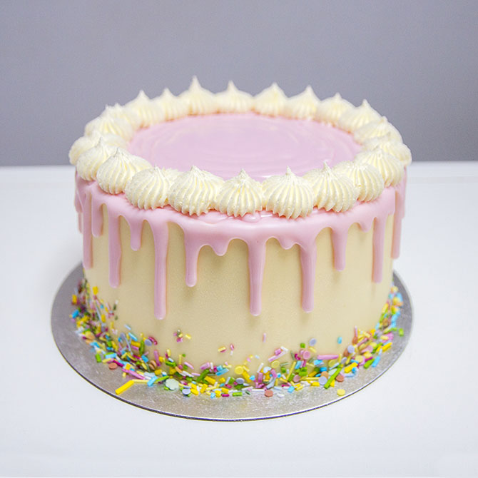 Boutique cake #1