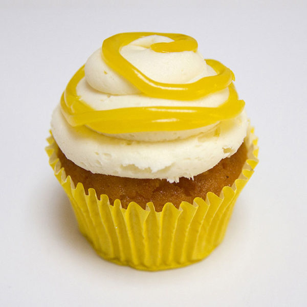Lemon Cheesecake Cupcake