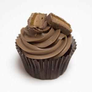 Mars Cupcake