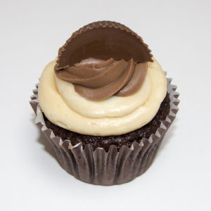 Reeces Cupcake