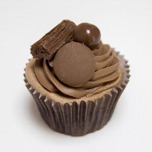 Chocoholics Cupcake