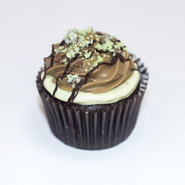 Aero Mint Cupcake